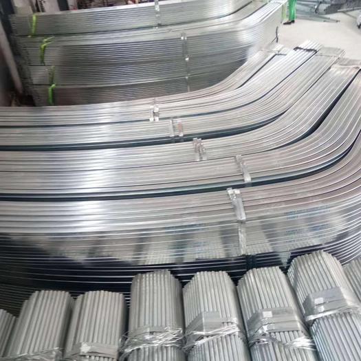 种植大棚 本公司专业生产各种大棚骨架,承揽加工折弯缩头加工