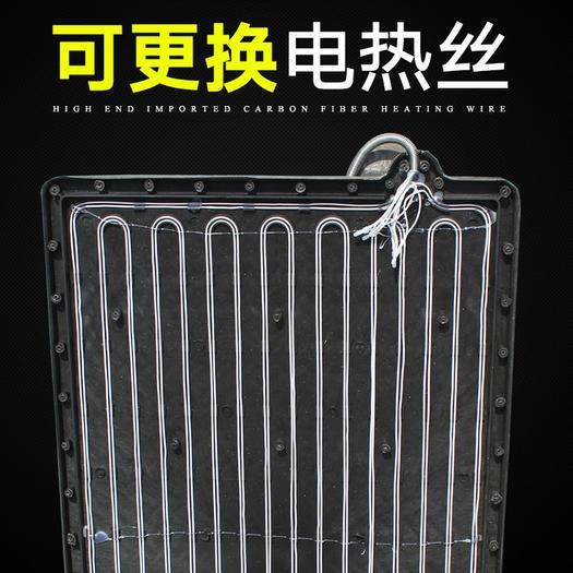 养殖热风炉 仔猪电热板猪用养殖设备用品恒温加热小猫狗保温箱加热板猪场保温