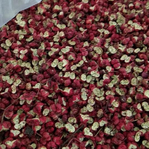 紅花椒 四川省阿壩藏族羌族自治州汶川縣 特級 干花椒