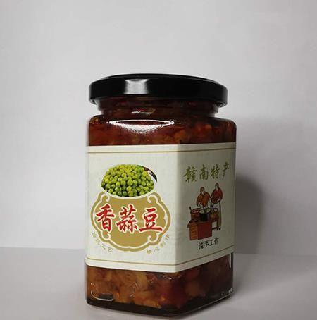 臘八豆 金潭生態農莊香蒜豆