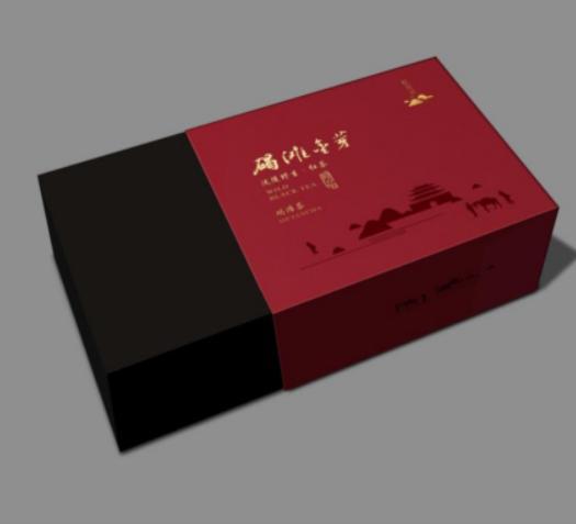 沅陵特產碣灘金蕊紅茶100g