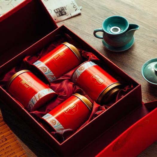 沅陵碣灘金湘紅禮盒200g紅茶