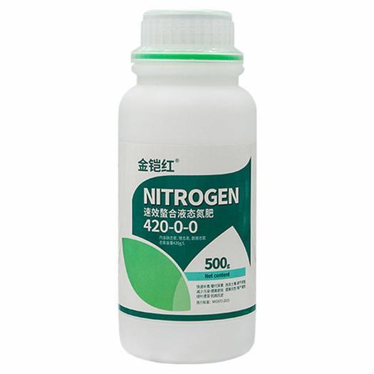 【高氮代替尿素】液态高氮肥叶绿壮苗长效一体肥化肥小麦玉米