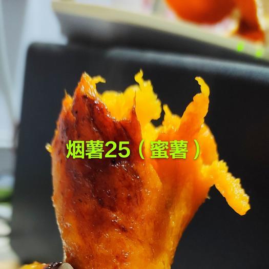 蜜薯 烟薯25 流油蜜薯 烤地瓜专用蜜薯