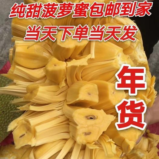 【助农促销】海南菠萝蜜果园直发一件代发非红肉微电商供货批发