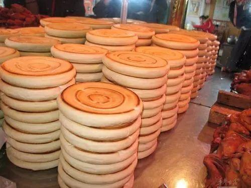 西北名優【靜寧特產】小吃鍋盔大餅特色早餐食品精制特產