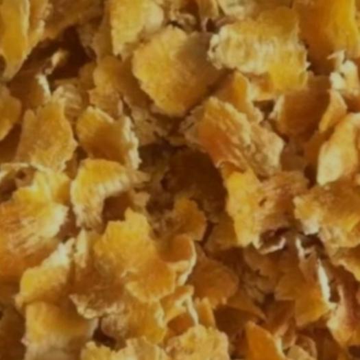 高温熟化压片玉米牛羊好饲料, 诚信经营、全国发货。