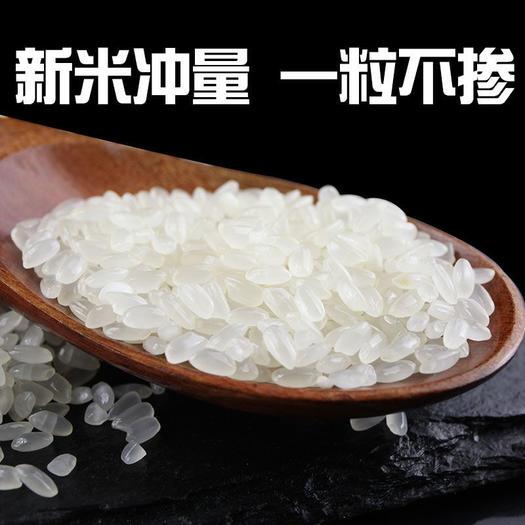 新米盘锦大米东北大米10斤20斤蟹田大米稻花香新米圆粒珍珠