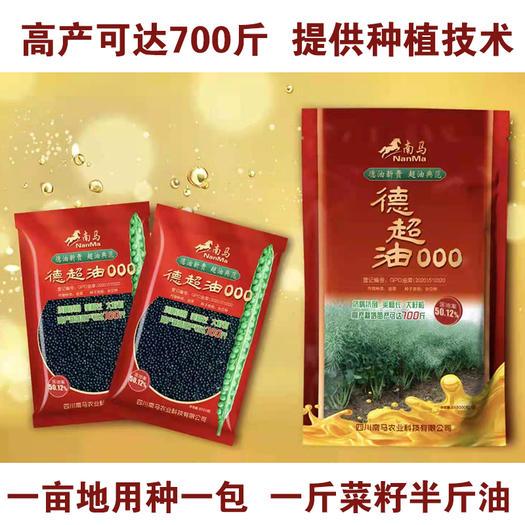 油菜籽种子油菜种子高产杂交花海种植提供种植技术包邮抗病强抗倒