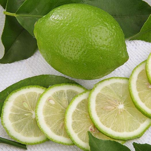 尤力克柠檬  安岳尤力克青柠檬,果品新鲜,口感纯正。