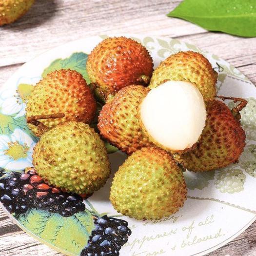 【顺丰包邮】广东茂名妃子笑荔枝当季新鲜水果现摘现发新品促销