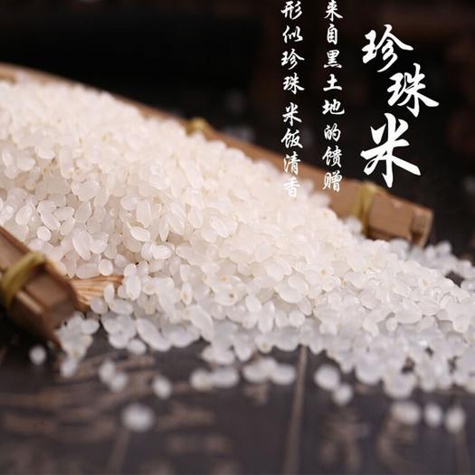 包邮 大米  东北大米  5kg包邮黑龙江珍珠大米现磨胚芽米