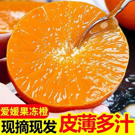 爱媛橙  【现货速发】四川爱媛38号果冻橙手剥橙子水果新鲜当季