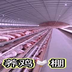 大棚管  【惠農網主推產品】養雞鴨鵝棚 養殖大棚 鋼管大棚及配件